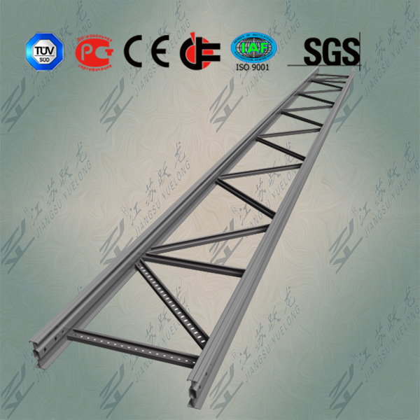 Long Span Ladder Tray OEM with CE/ GOST/ TUV/UL